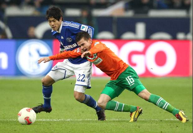 Schalke's Uchida out for several weeks after injury blow
