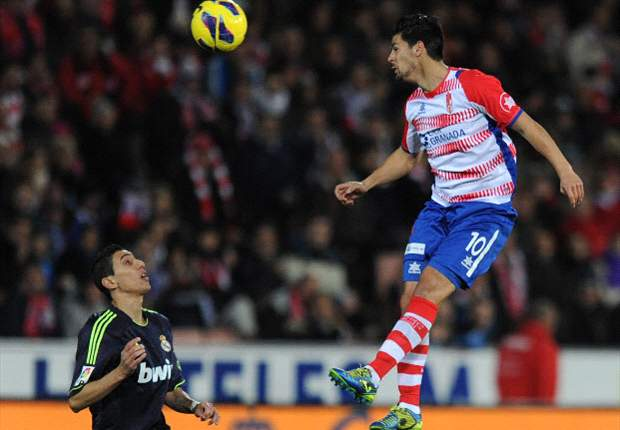 Nolito delighted with 'dream' start at Granada
