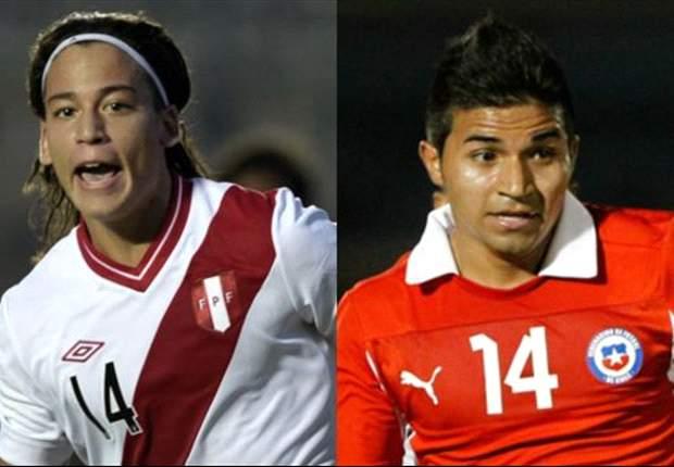 Perú obligado a ganarle a Chile para ir al Mundial
