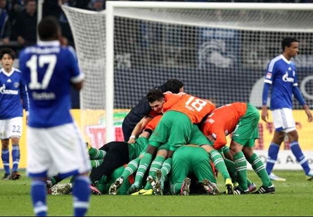 Bundesliga Round 20 Results: Sorry Schalke stunned by Furth