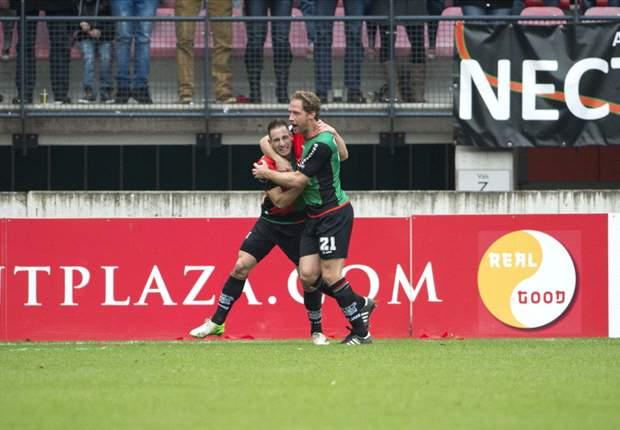 NEC vergroot onrust bij Vitesse met zege