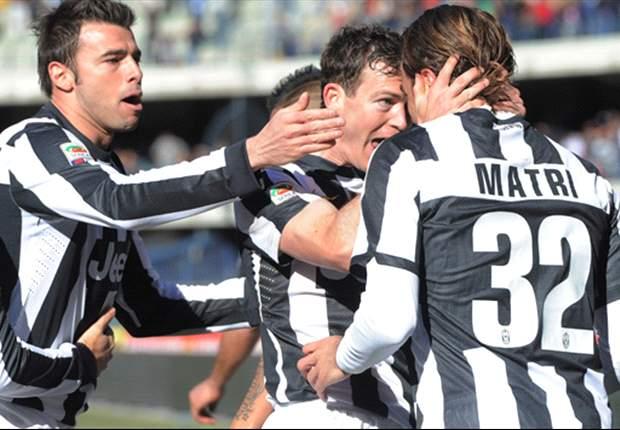 Chievo 1-2 Juventus: Lichtsteiner lidera la victoria 'bianconera'