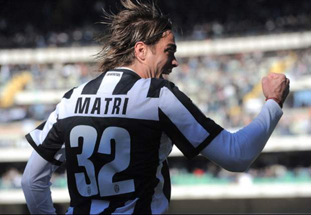 Matri hits back at Juventus' critics
