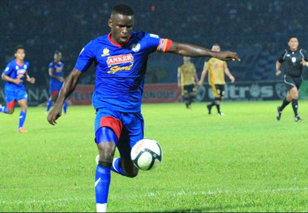 Greg Nwokolo eager for debut with Indonesia