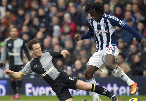 Lukaku targeting Europe with West Brom