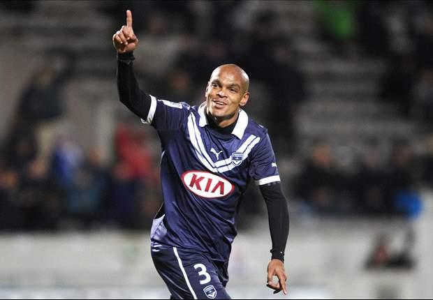 Ligue 1 - Le groupe de Bordeaux contrre Lyon