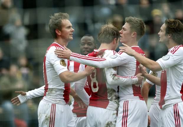 Ajax pakt zakelijk de punten in Venlo