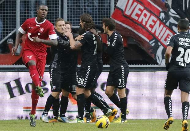 Twente struikelt over beter Utrecht: 2-4