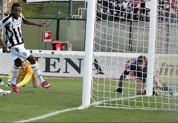 """Continua la favola di Emeghara, dalla povertà al grande calcio: """"La Serie A è il sogno di qualsiasi giocatore. A Siena si mangia bene... Ci salveremo"""""""