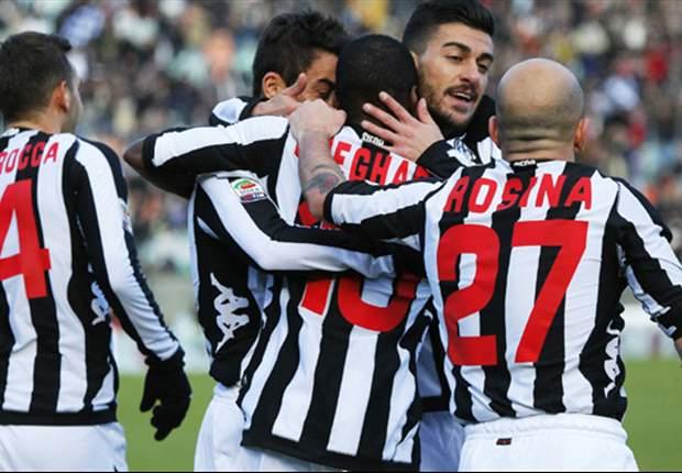 Inter perde para Siena na Serie A