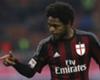 Luiz Adriano in Milan exit talks