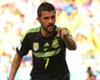Del Bosque open to David Villa return