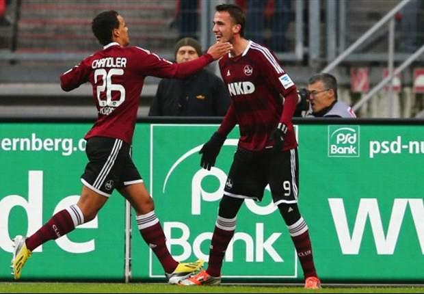 1. FC Nürnberg: Erleichterung, aber keine Euphorie