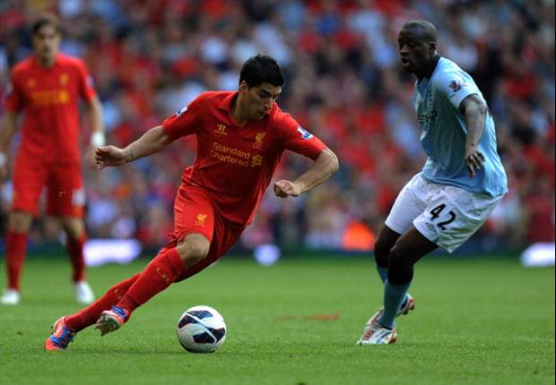Training with Suarez is like facing Messi, says Liverpool defender Enrique