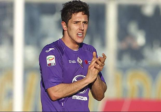 Former Fiorentina coach Mihajlovic expects Manchester City target Jovetic to leave