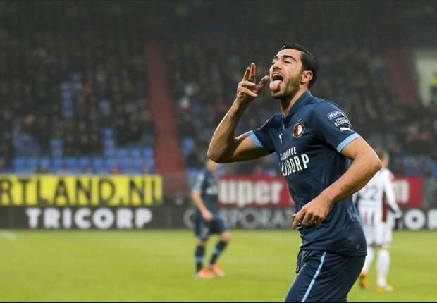 Vilhena leidt Feyenoord naar zege in Tilburg