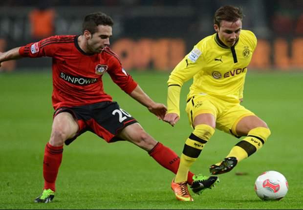 3:2-Sieg in Leverkusen: Borussia Dortmund neuer Tabellenzweiter