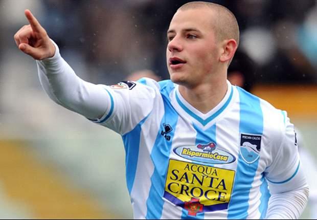 Pescara-Cagliari, le formazioni ufficiali: Bergodi rilancia Weiss dietro la coppia Caraglio-Celik, nei rossoblù torna Cossu titolare