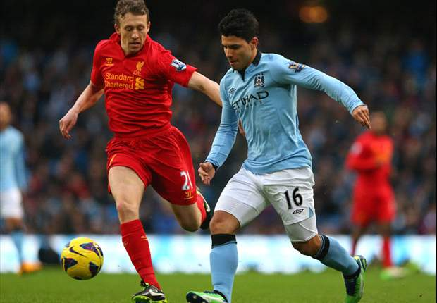 Manchester City 2-2 Liverpool: Aguero stunner rescues a point for the champions