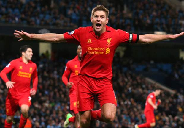 Gerrard looking for 'perfect finish' as Liverpool target top four