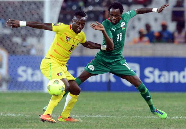 Burkina Faso 1-0 Togo (aet): Pitroipa's header earns Stallions a place in the semi-final against Ghana