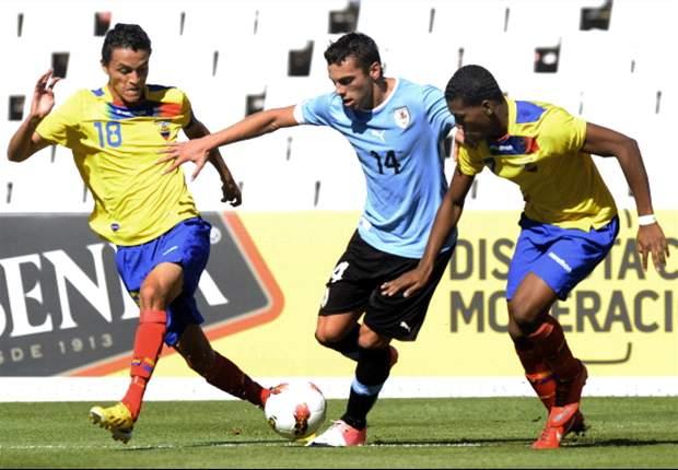Sudamericano Sub 20: Uruguay se clasifica a Turquía 2013