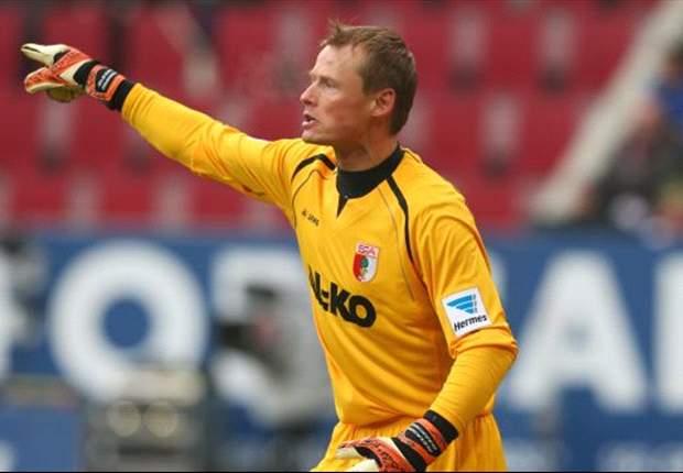 FC Augsburg ohne Schlussmann Alexander Manninger gegen TSG 1899 Hoffenheim