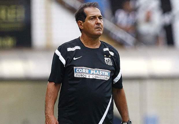 Diretoria do Santos teria começado a cogitar demissão de Muricy Ramalho