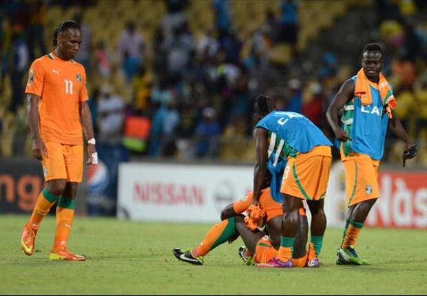 Cote D'Ivoire's Lamouchi: Our effort against Nigeria just wasn't enough