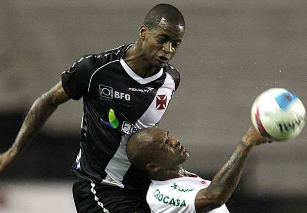 Vasco 0 x 1 Bangu: Dedé falha e Vasco é derrotado em casa