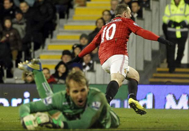 Rooney hoping for repeat Manchester United title win after emulating Ronaldo goal