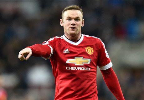 Van Gaal & Rooney in disagreement