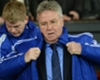 Hiddink declines to talk transfers