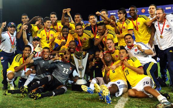 Los mejores momentos de Colombia en el Sudamericano