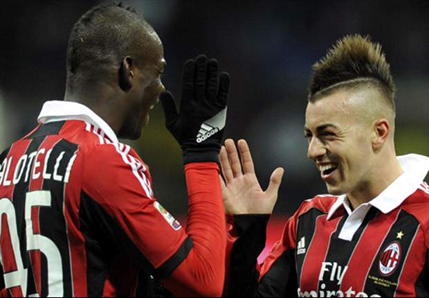 'Balotelli can become one of the best players in the world' - El Shaarawy
