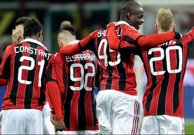 Milan no pierde ante Barcelona en la ida de la Champions League