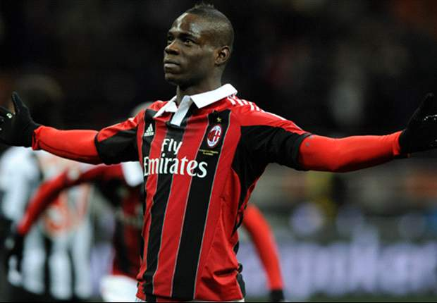 AC Milan are now favourites for third place following barnstorming Balotelli baptism