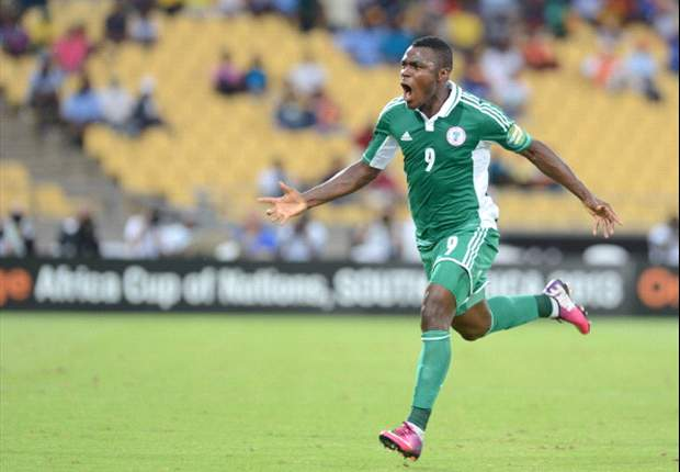Goal of the Week: Emenike's thunderbolt for Nigeria seals top spot