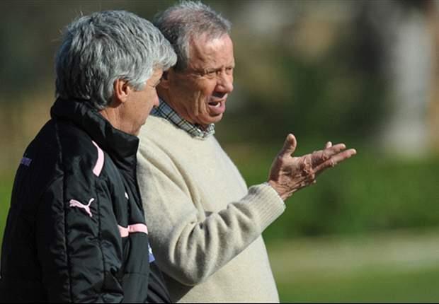 Palermo echó a Gasperini y llegaría Malesani