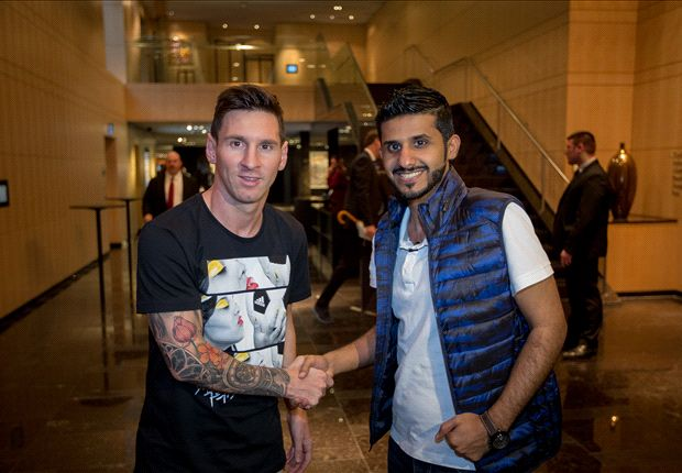 Messi won't play me as he's scared to lose - FIFA video game world champion
