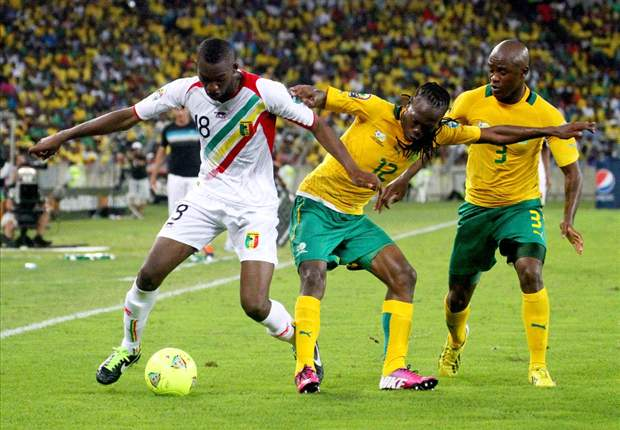 South Africa Player of the Week: Reneilwe Letsholonyane - Bafana Bafana