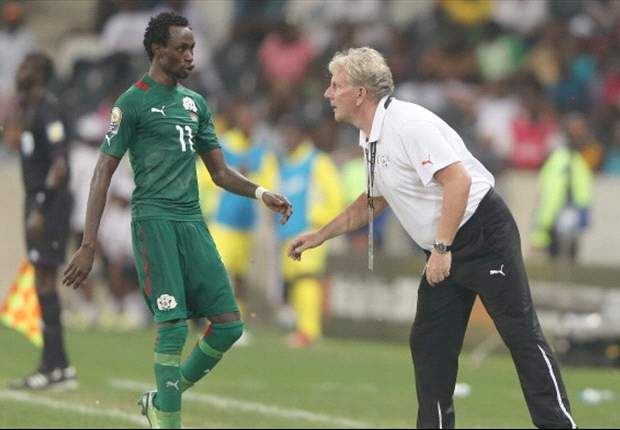 Put angered by poor refereeing decisions during Burkina Faso's historic semi-final win