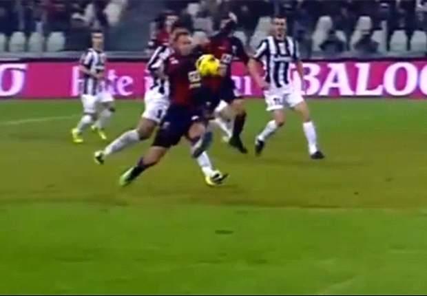 L'Aia mette la parola fine alle polemiche di Juventus-Genoa: quello di Granqvist non era calcio di rigore. E Conte si scusa...