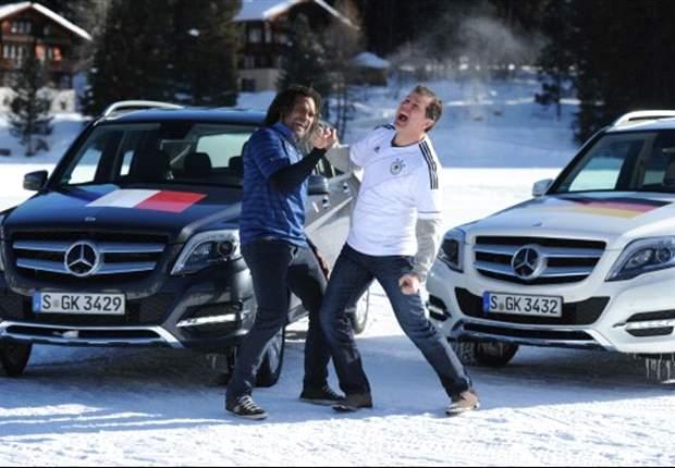 Driving Experience: Deutschland schlägt Frankreich