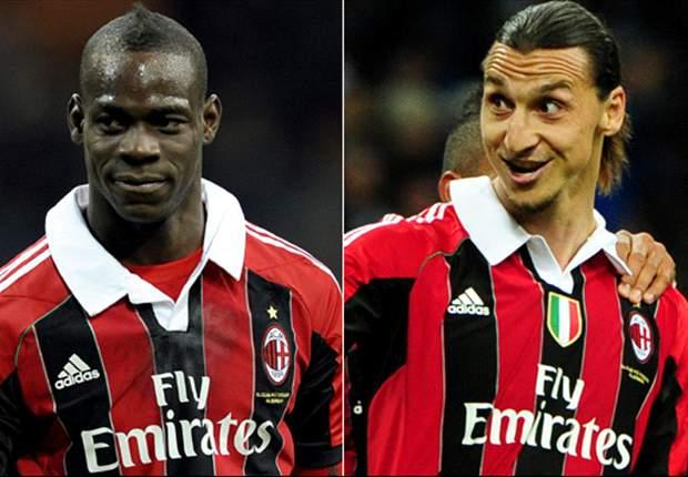 L'Opinione - Balotelli imita Ibrahimovic, 'Supermario' si consacra erede naturale di Zlatan in maglia rossonera