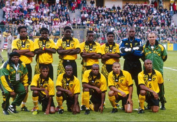 Jamaica hizo explotar su 'reggae' en Francia 98