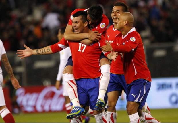 En vivo: Chile - Egipto