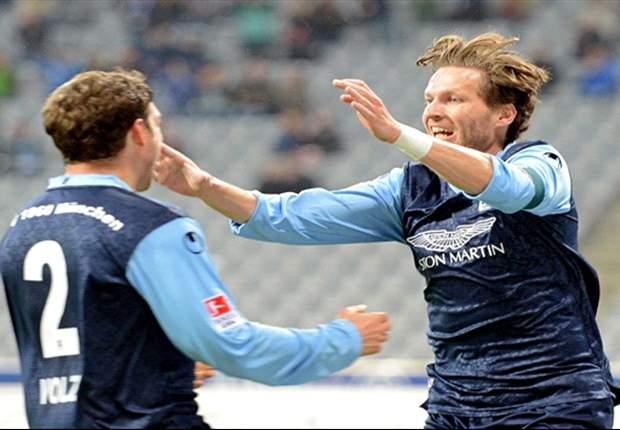 Trainer Alexander Schmidt genervt vom Theater beim TSV 1860 München