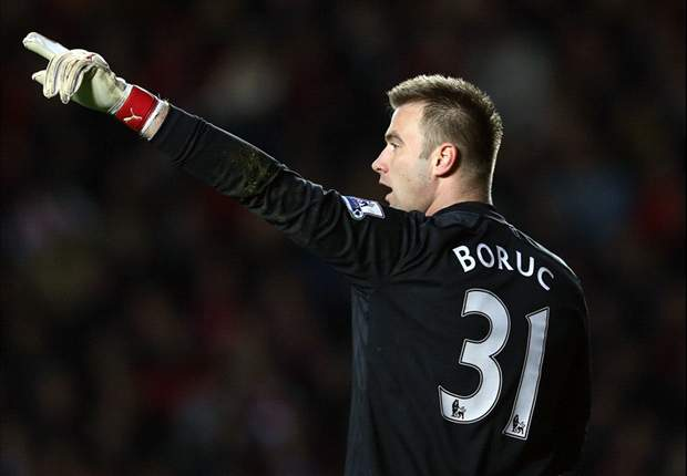 Boruc claims racial abuse from Southampton fans