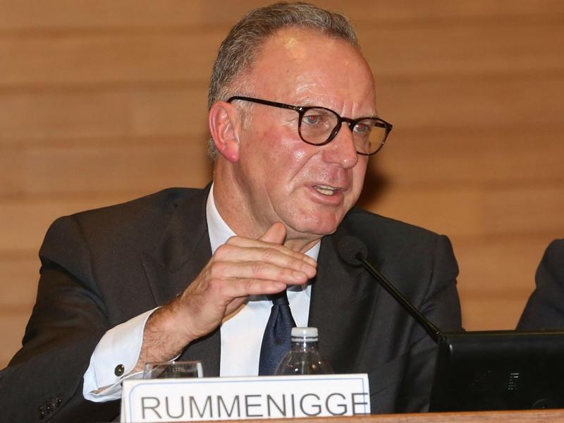 Rummenigge rekindles talk of European super league